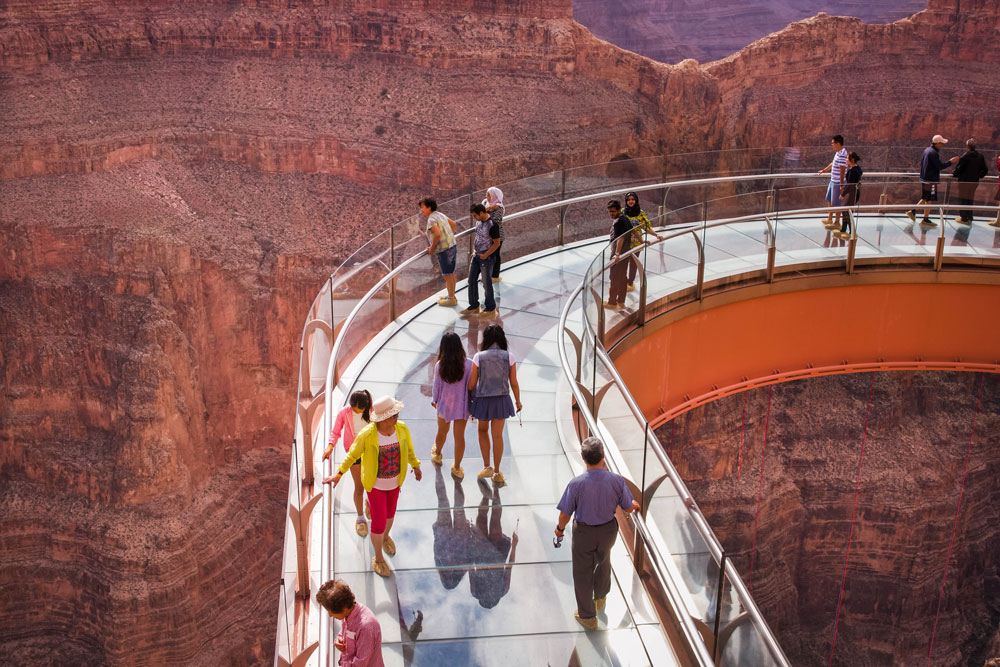 Cleaning The Grand Canyon Skywalk Cmc Pro