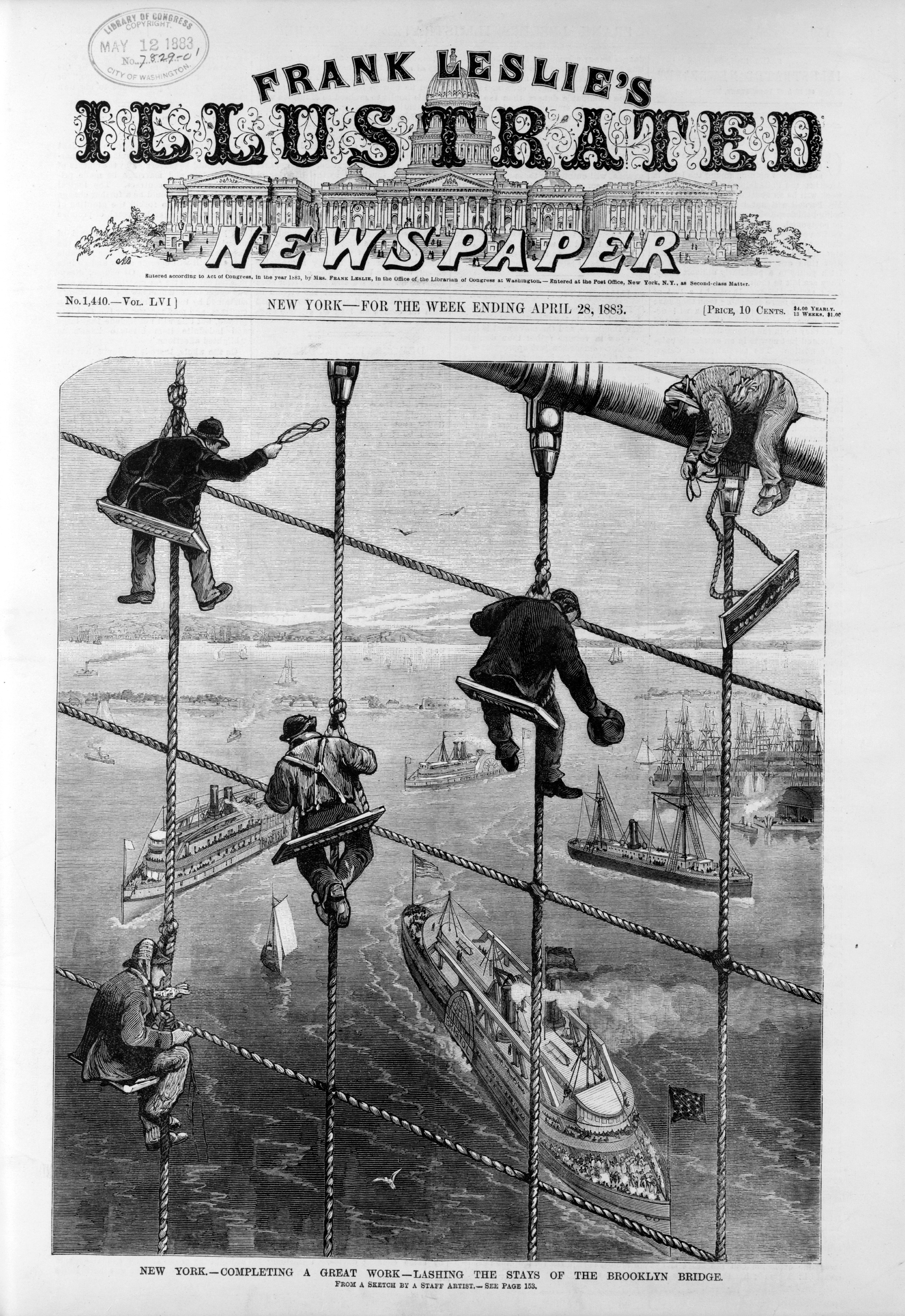 1883_Frank_Leslie's_Illustrated_Newspaper_Brooklyn_Bridge_New_York_City