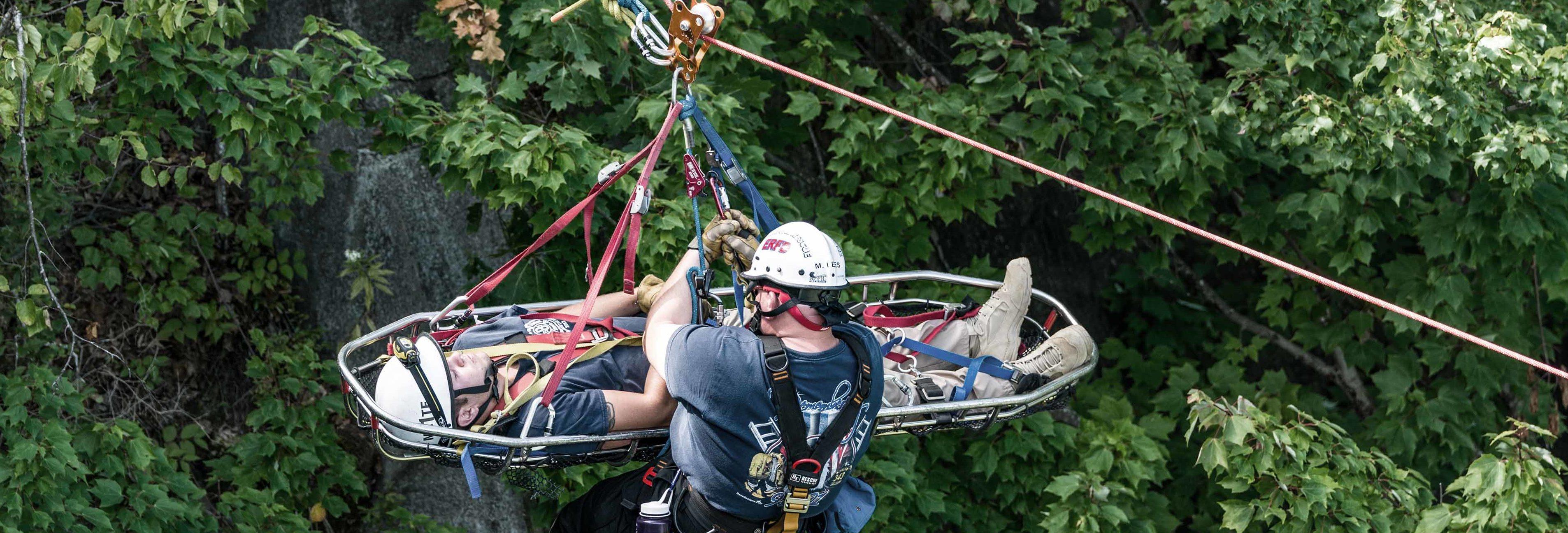 Rope Rescue Technician I/II   CMC PRO