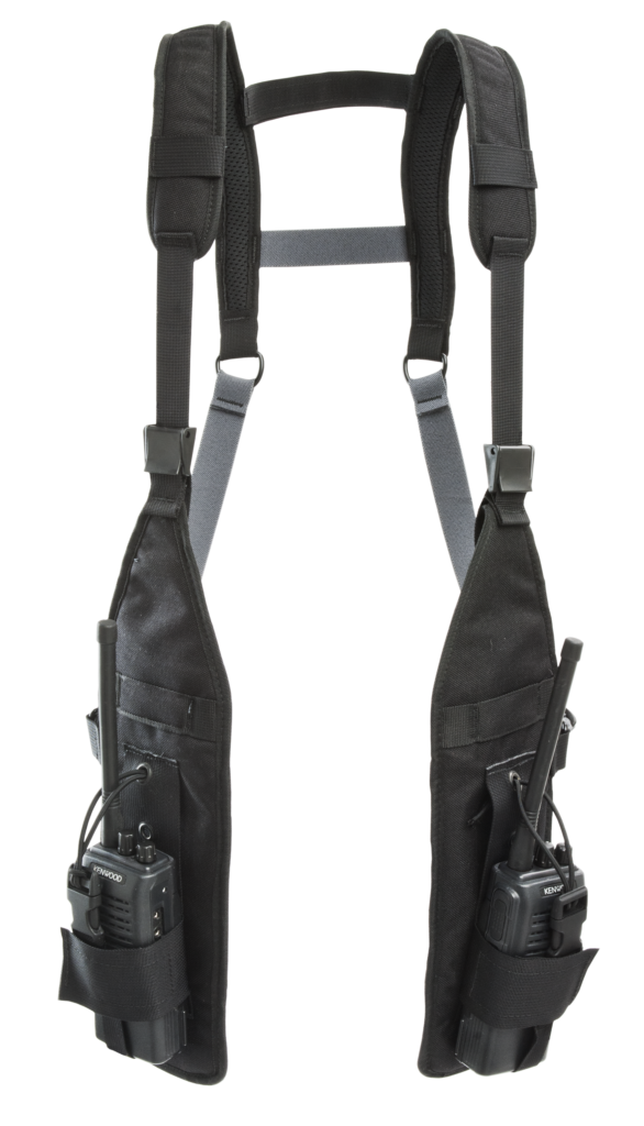 radio vest for radio chest harness alternative cmc pro. Black Bedroom Furniture Sets. Home Design Ideas