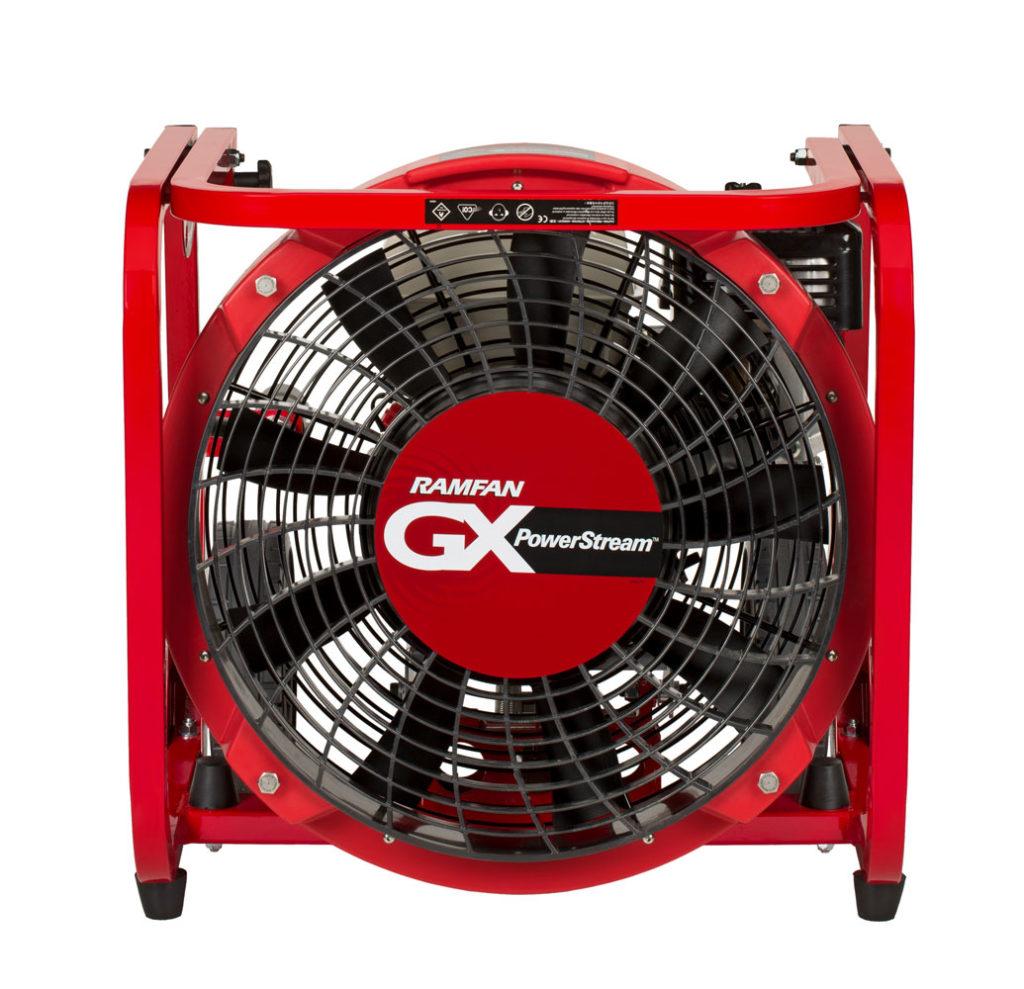 Gas Powered Ventilator : Gx gas powered ventilator cmc pro