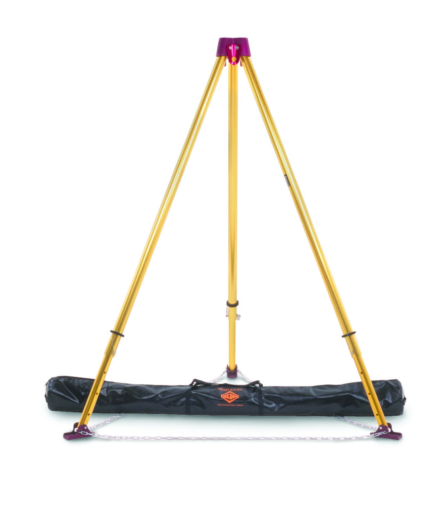 CMC Rescue MPD User's Manual Rope Manufactured